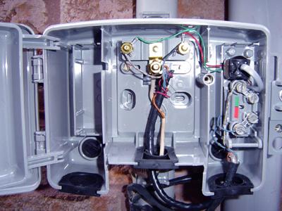 on de marc wiring diagram phone box